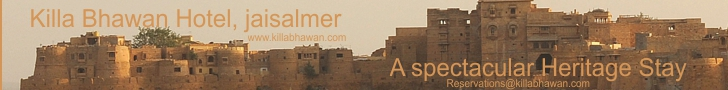Jaisalmer Advert
