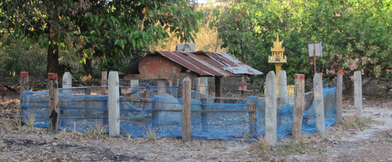Pol Pot Grave